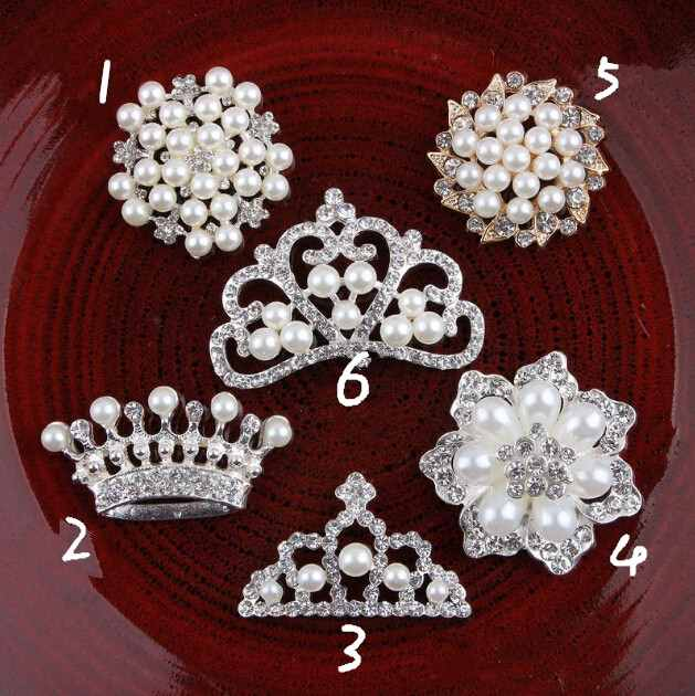 Crystal Broches CG0001
