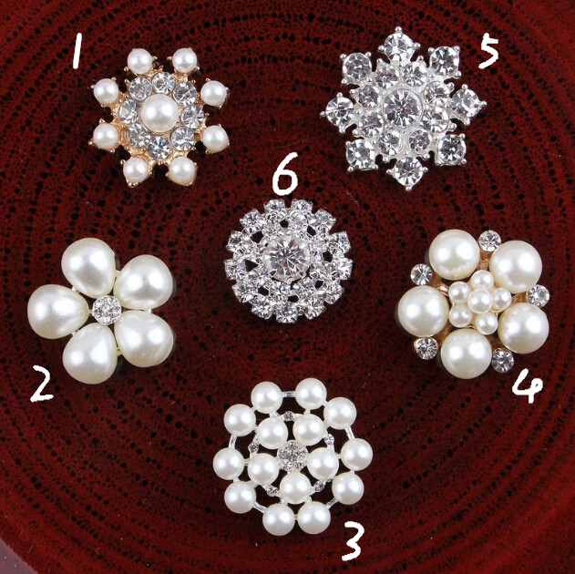Crystal Broches CP0001