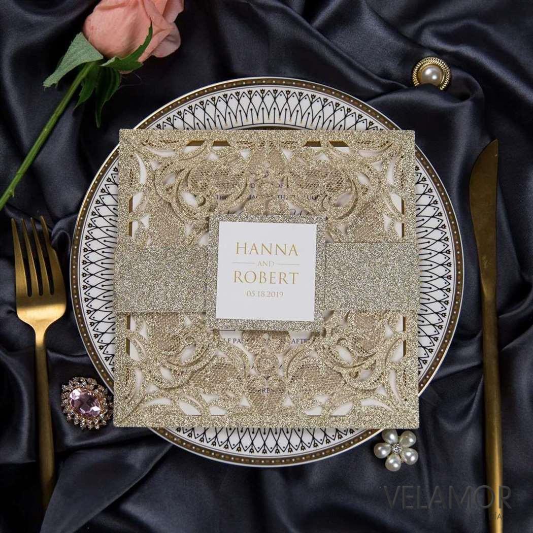 mayoreo de invitaciones invitaciones de boda venta invitaciones al por mayor invitaciones de corte papel brillante modelo de moda wpl0019g wpl0019g